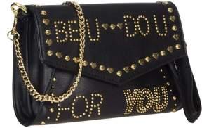 Trussardi Jeans Paprica Clutch Bag