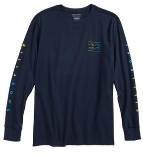 Billabong Boy's Long Sleeve Graphic T-Shirt