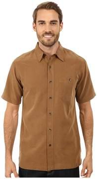 Royal Robbins Mojave Desert Pucker S/S Men's Short Sleeve Button Up