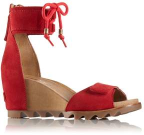 Sorel Womens Joanie Ankle Lace Sandal