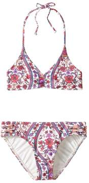 O Sophia Halter Bikini (Little Kids/Big Kids)