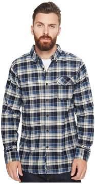 VISSLA Davenport Long Sleeve Woven Men's Clothing