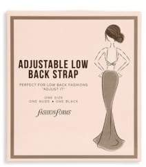 Fashion Forms Adjustable Low Back Straps