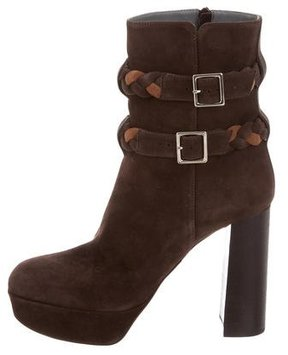 Ritch Erani NYFC Platform Ankle Boots
