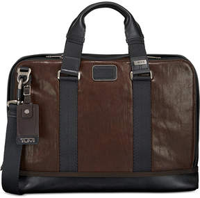 Tumi Men's Andrews Leather Slim Briefcase