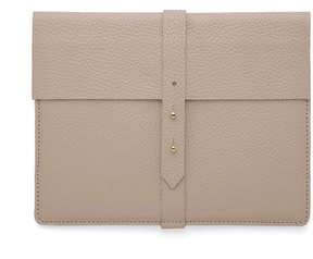 Cuyana Leather iPad Sleeve