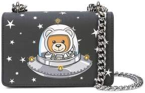 Moschino Space Teddy mini bag
