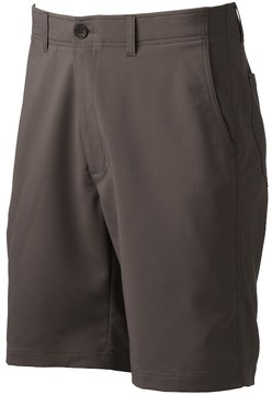 Haggar Men's In Motion Classic-Fit Comfort Stretch Utility Shorts