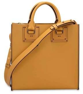 Sophie Hulme Women's Brown Leather Handbag.