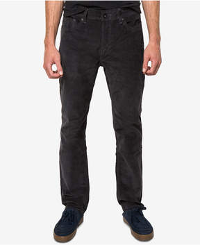 O'Neill Men's Straight-Fit Corduroy Pants