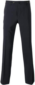 Pt01 slim fit tailored trousers