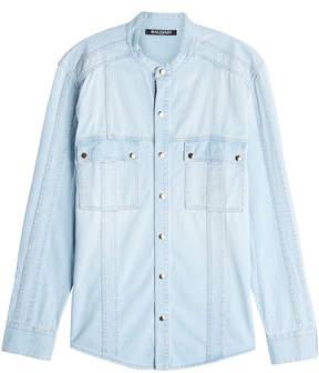 Balmain Chambray Shirt