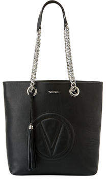 Mario Valentino Valentino By Marylin Sauvage Leather Shoulder Bag
