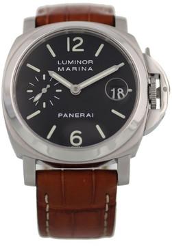 Panerai Luminor Marina Stainless Steel 40mm Mens Watch