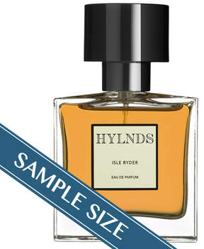 D.S. & Durga Sample - HYLNDS - Isle Ryder EDP by D.S. & Durga (0.7ml Fragrance)