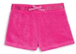 Juicy Couture Little Girl's Logo Shorts
