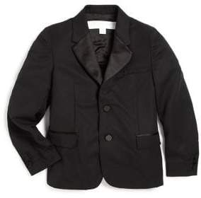 Burberry Little Boy's& Boy's Tuxedo Jacket