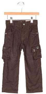 Jean Bourget Boys' Corduroy Cargo Pants w/ Tags