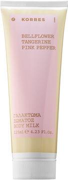 Korres Bellflower Tangerine Pink Pepper Body Milk
