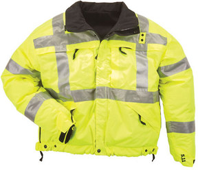 5.11 Tactical Men's Hi-Visibility Reversible Jacket