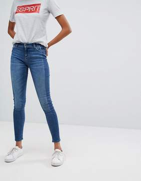 Esprit Two Tone Skinny Jeans