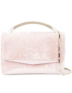 Eddie Borgo velvet shoulder bag