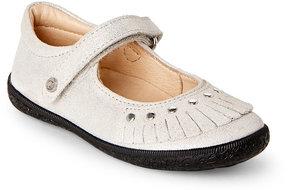 Naturino Toddler/Kids Girls) Argento Metallic Shoes
