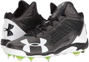 Under Armour UA Deception Mid DT Men's Cleated Shoes