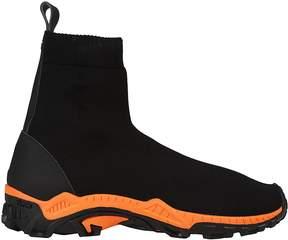 Marcelo Burlon County of Milan Flyknit Boots