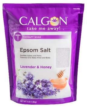 Calgon® Therapy Soak Lavender & Honey Epsom Salt - 3 lb