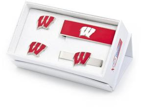Ice University of Wisconsin Badgers 3-Piece Gift Set