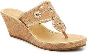 Jack Rogers Women's Marbella Wedge Sandal