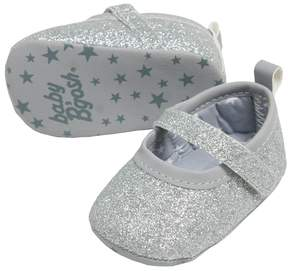 Osh Kosh Baby Girl Glitter Mary Jane Crib Shoes