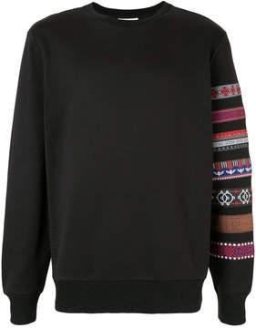 Les Benjamins Kazakh sweatshirt