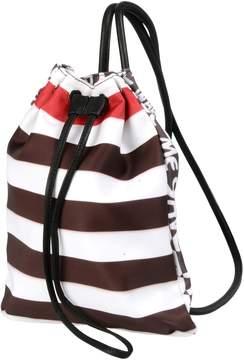 FRANKIE MORELLO Backpacks & Fanny packs
