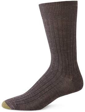 Gold Toe Windsor Wool Socks, Pack of 3