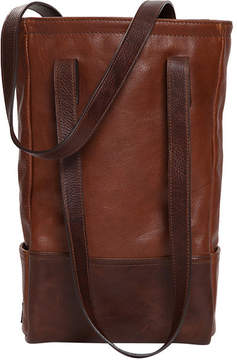 Moore & Giles Leather Bottle Tote Bag Petty