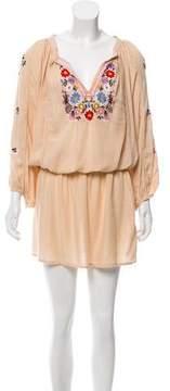 Melissa Odabash Lightweight Long Sleeve Dress