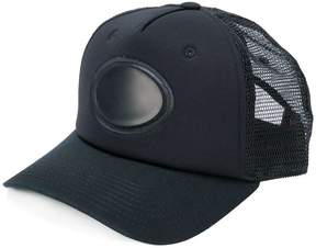 Carhartt fishnet panelled cap