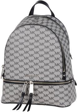 MICHAEL Michael Kors Backpacks & Fanny packs - GREY - STYLE