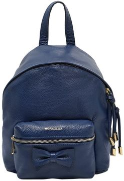 MonnaLisa Textured Leather Backpack