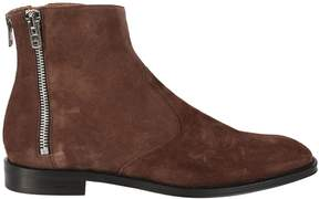 Givenchy Plain Ankle Boots