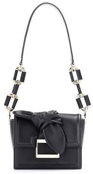 Roger Vivier Viv' Mini leather shoulder bag