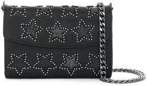 Ash star embellished shoulder bag