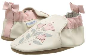 Robeez Rosealean Soft Sole Girl's Shoes