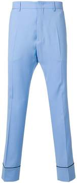 No.21 bootcut tailored trousers