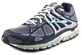 Brooks Ariel '14 Women Round Toe Synthetic Blue Walking Shoe.