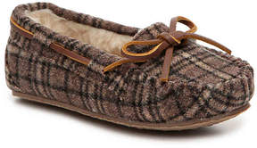 Minnetonka Girls Cassie Toddler & Youth Moccasin