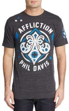 Affliction Davis Authority Jersey Tee