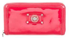 Marc by Marc Jacobs Patent Leather Wallet